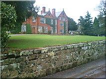 SK2640 : Brailsford Hall by John Poyser