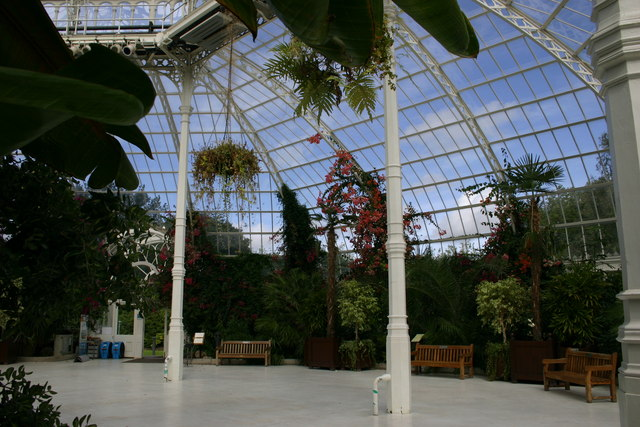 Liverpool Sefton Park Palm House