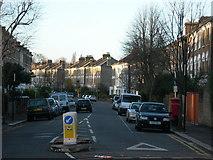 TQ3187 : Lancaster Road, N4 by Danny P Robinson