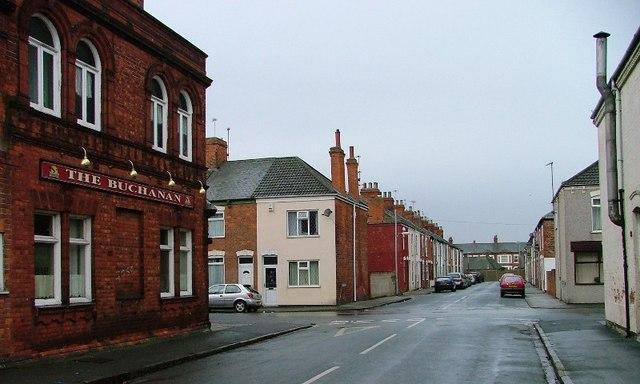 The Buchanan and Gray Street