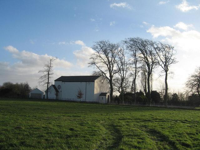 St Mary's, Bowker's Green near Aughton