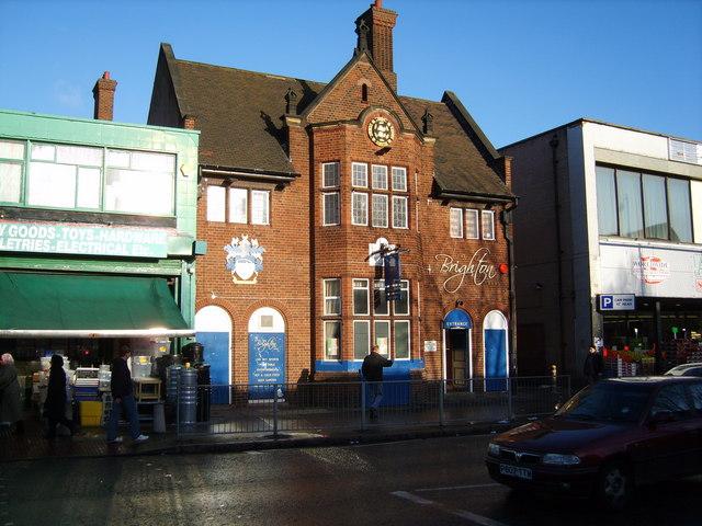 The Brighton Arms Pub