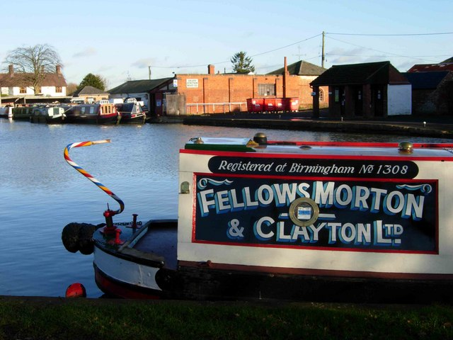 Gayton Junction