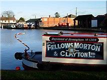 SP7155 : Gayton Junction by Stephen McKay