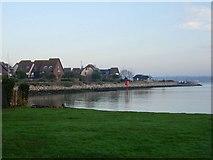 SU4208 : Hythe Village Marina by Hugh Venables
