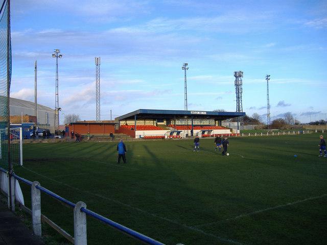 Whitley Bay F.C.
