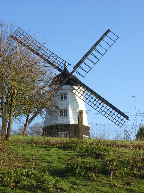 The windmill, Turville