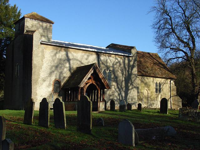 St Nicholas's, Ibstone