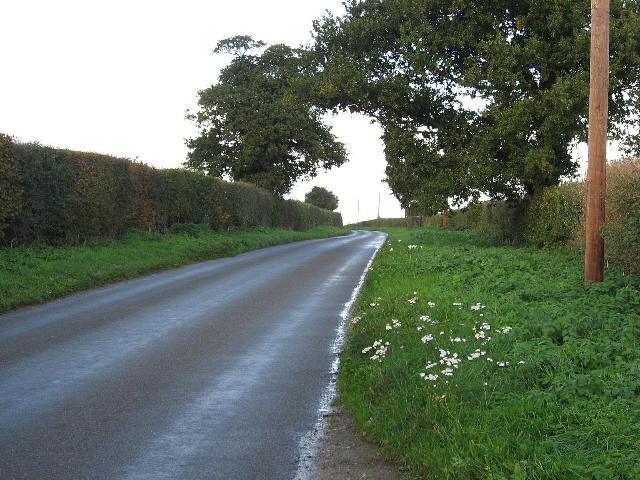 The Road To Barnham Broom