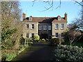 SO9040 : The farmhouse, Moat Farm, Lower Strensham by Philip Halling