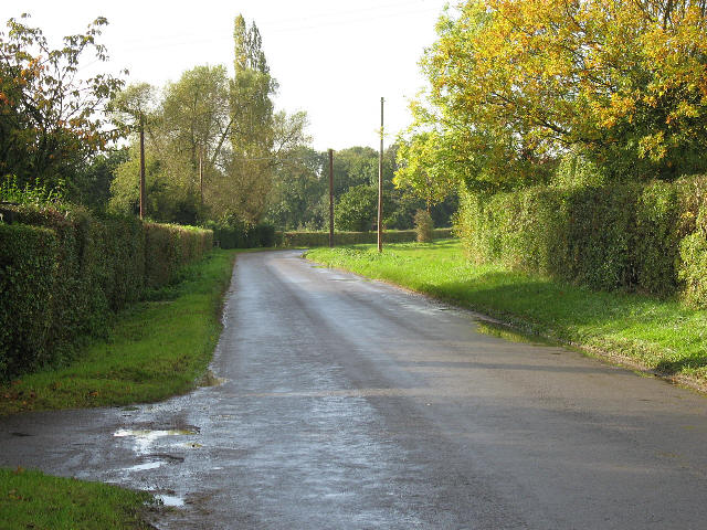 The Road To Deopham