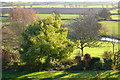 TL9433 : Stour Valley from Creems, Wissington, Suffolk by Dugald Barr