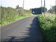 TF8707 : The Road To Bradenham by Roger Gilbertson
