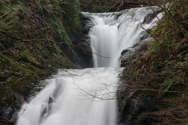 Glenoe waterfall (5)