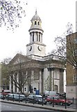 TQ2882 : St Marylebone Church, Marylebone Road, London W1 by John Salmon