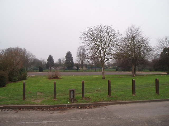 Site of Walton swimming pool