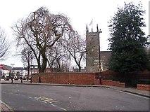SK4641 : St Mary's Parish Church by Garth Newton