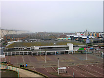 TQ3303 : Asda Superstore, Brighton Marina by Simon Carey