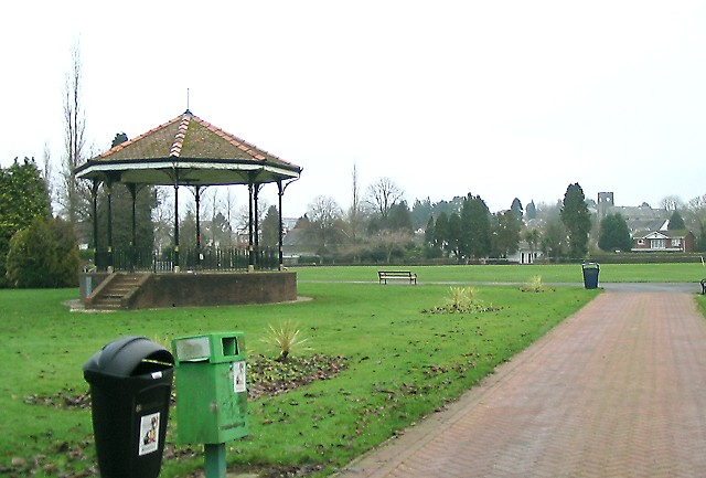 Ammanford Park (Recreated)