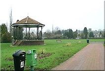 SN6212 : Ammanford Park (Recreated) by Nigel Davies