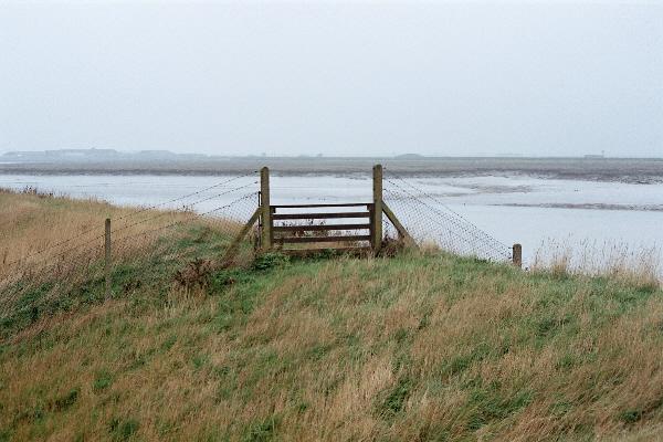Potton Creek, Potton Island, Essex