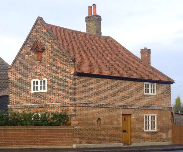 The Old Red House, Shoeburyness, Essex