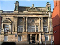 SJ3288 : Wirral Magistrates' Courts, Birkenhead by Peter Craine