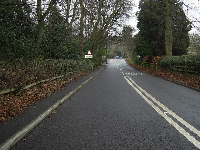 Road to Bothal Village