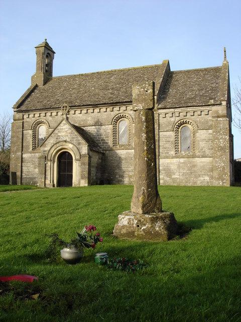 Tresham church