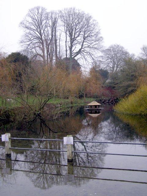 The Duck Pond, Abbey Street, Cerne Abbas