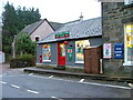 NN9153 : Strathtay Stores and Post Office by Dave Fergusson