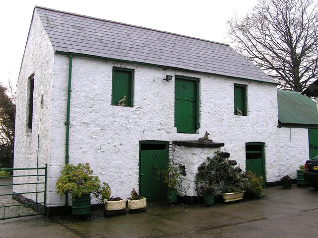 Farm building at Tamnavally