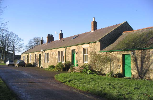 Cottages at East Moneylaws