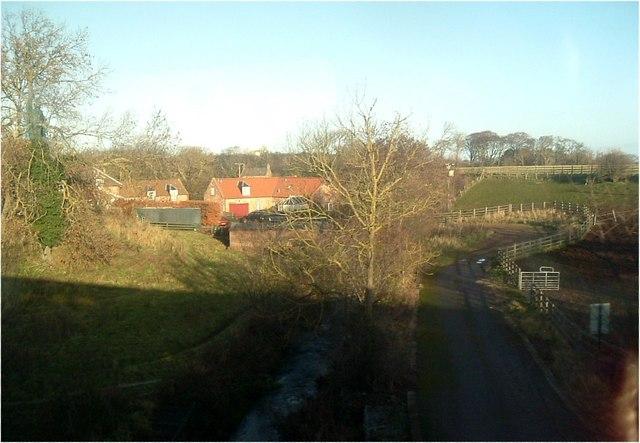 Brands Mill, Broxburn © Stanley Howe cc-by-sa/2.0 :: Geograph ...