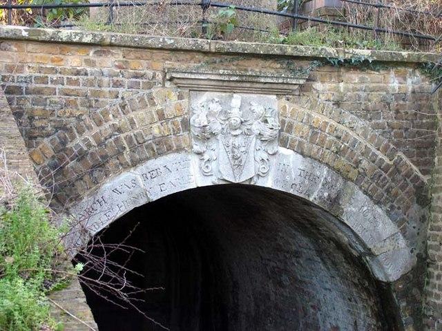 Clarendon Arch, Bush Hill, London N21
