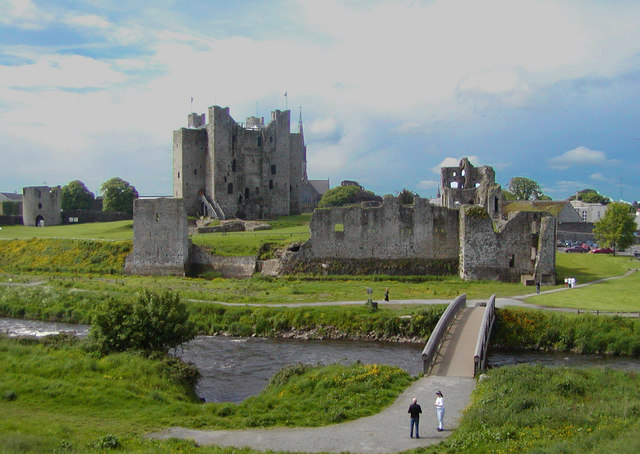 Castle In Trim, County Meath