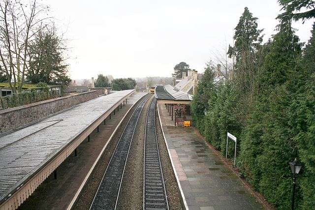 Great Malvern Railway Station