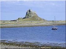 NU1341 : Lindisfarne Castle by george hurrell
