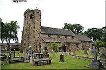 SD7336 : St Mary's and All Saints Church Whalley by Alexander P Kapp