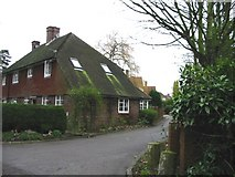 TR3153 : Formerly  Eastry Children's Home, now private houses. by Nick Smith