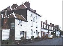 TQ9293 : The Punchbowl, Paglesham Churchend by John Myers
