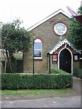 TR3051 : Tilmanstone village hall by Nick Smith