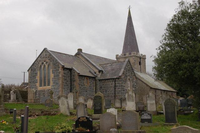 St Patrick's parish church, Cairncastle