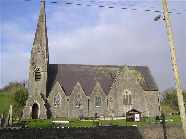 St Margaret's Church of Ireland, Clabby