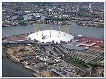 TQ3980 : Millennium Dome by RAY JONES