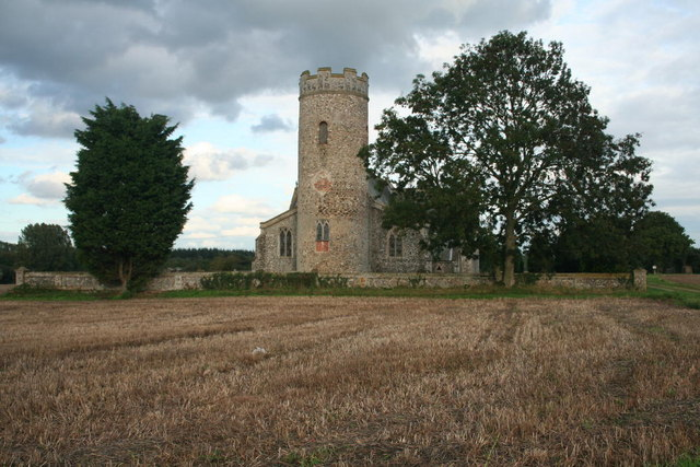 St. Peter's Church, Haveringland