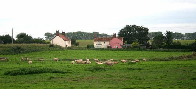 Brandiston Village.