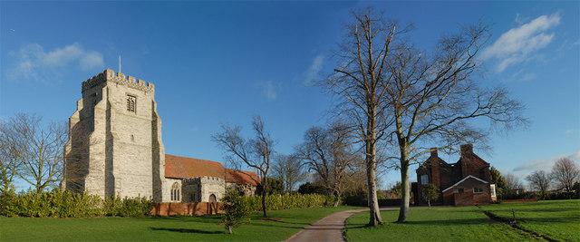 Parish Church of St Nicholas Canewdon