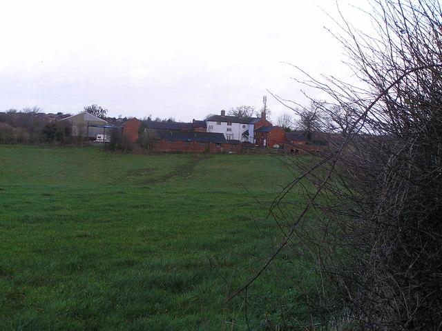 Thorneyfields Farm, Thorneyfields Lane, Stafford