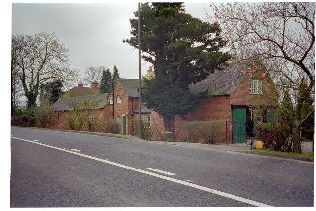 Old Chapel House, Foston